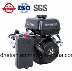 ISO9001 Bescheinigung 48V elektrische Auto-Inverter-Benzin-Generator der Gleichstrom-Ausgabe-4500W