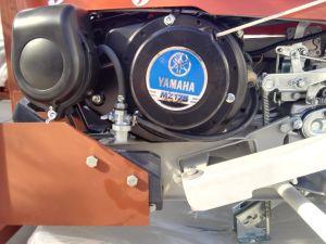 Tipo 4 trapiantatrice 2zf-430 di Kubota del riso di righe