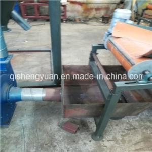 El neumático automático máquina trituradora de papel