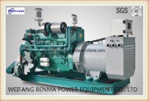 100 Kw/125 kVA generador de diesel marino con motor Weichai
