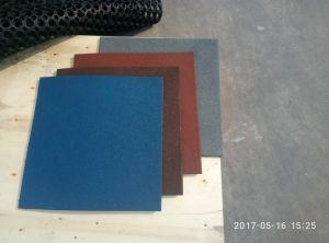 耐久の運動場のゴム製床タイル