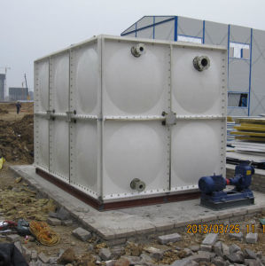 O tanque de água de PRFV para água potável