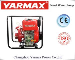 Diesel enfriados por aire bomba de agua, bomba de hierro fundido