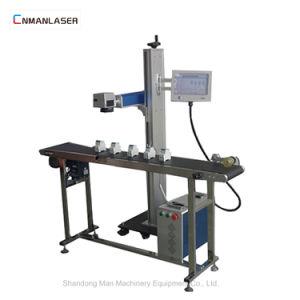 표하기 기계 /Crafts Laser 마커를 인쇄하는 비행 관 자동적인 Laser
