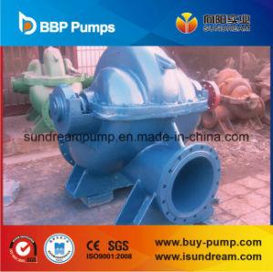 Haltbare Mineralaufbereitentrommel- der zentrifugeaufgeteilte Kasten-Pumpe