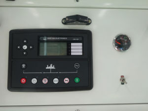20kVA Dieselgenerator - Cummins angeschalten (4B3.9-G2) (GDC20*S)