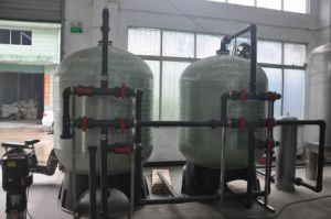 Banheira de vender o equipamento de destilação de água/água potável filtrada