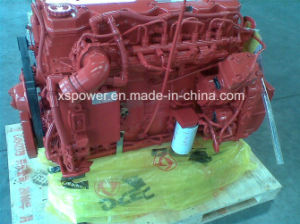 トラックのコーチバスVechileのためのIsde180 40 Dongfeng Cummins Diesselエンジン