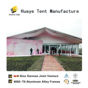 Luxus kundenspezifisches im FreienHochzeitsfest-Ereignis-Zelt mit Glaswand