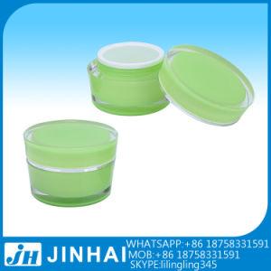 (t) 30ml Acrylic Cosmetic Packaging Cream Jar