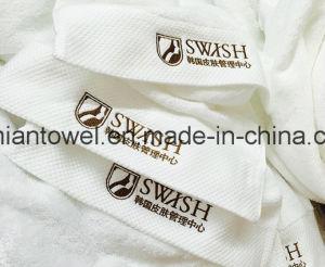 Tovagliolo cinque stelle dell'hotel della fabbrica della Cina, tovagliolo del jacquard, tovagliolo di bagno