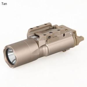 La nueva Linterna táctica para la caza para el rodaje de HK15-0040