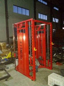 工場供給商業マルチ機能ラックCrossfitのボディービルの体操の適性装置