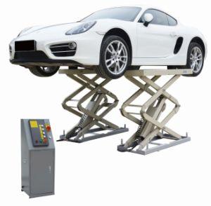 8802 3t полной моря подъемный стол ножничного типа подъемник на установленный для ремонта гаража