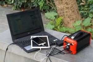 携帯用太陽キットシステム300Wリチウム太陽発電機270wh 110V/220V