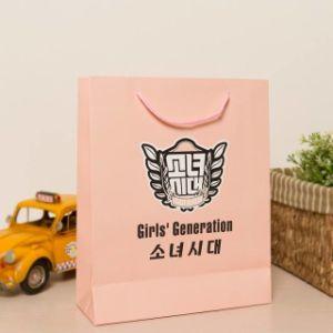 Bolsa de compras de papel, bolsa de papel de regalo, bolsas de papel (FLP-9012)