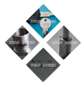Faser-Laser-Markierungs-Maschine für Visitenkarte-Fabrik-Preis