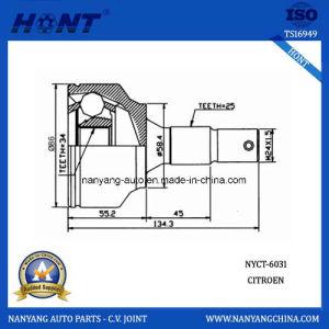 Citroen системы рулевого управления автомобиля С. В. совместных 25-24-58.4 (NYCT-6031)
