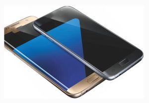 Remodelado S7 Original de Borda Desbloqueado Telefone celular telefone celular