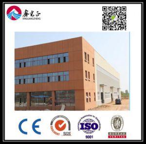 Estructura de acero personalizados de alta calidad Almacén (BYSS022)