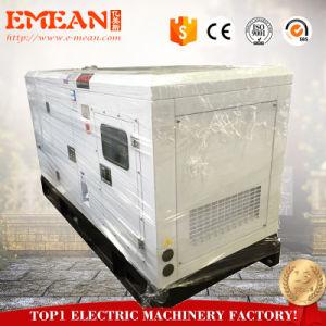 ブランド力の電気開始16kw 20kVAの無声ディーゼル発電機Genset