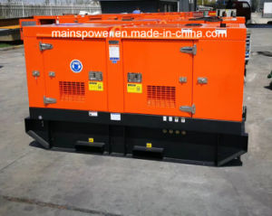 110kVA Cummins de energía en Standby Generador Diesel insonorizado de Cummins Power Generation