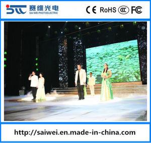 Druckgießenschrank im Freien Mietbildschirm LED-P3.91 für das Darstellen