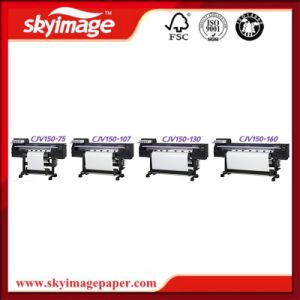 Mimaki Cjv150 160 Eco-Lösungsmittel Tintenstrahl-Drucker mit hoher Übertragungsmenge