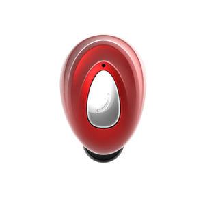 2018 셀룰라 전화를 위한 가장 새로운 보편적인 소형 K1 Bluetooth 단 하나 무선 이어폰