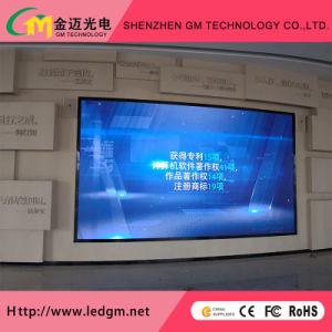 Highrefresh InnenP4mm LED videowand mit örtlich festgelegtem/Miete