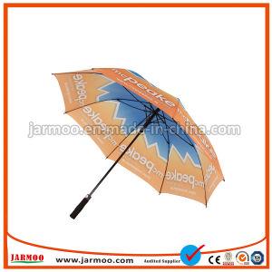 forte ombrello antivento di golf di marchio su ordinazione della stampa 27