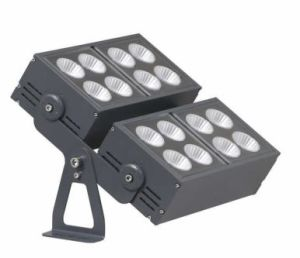 400W Partablelの穂軸のクリー族LEDのモジュールLEDの洪水ライト高い発電の倍ヘッド