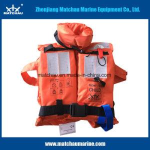 Ce matériau approuvé mousse Marine PEE Veste Gilet de sauvetage pour adultes