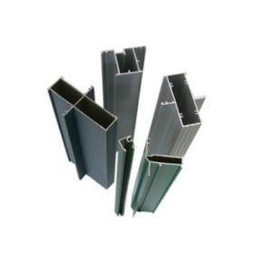 Profilo di alluminio dell'espulsione della fabbrica per i portelli e Windows