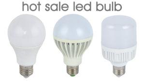 La Chine Fabricant pièces lampe LED A60 E27 B22 3W 5W 9W Energy Saving Ampoule de LED de lumière avec ce RoHS