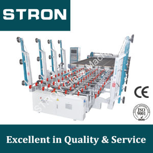 Stron CNC Buildingglassの打抜き機