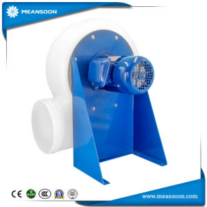 250 de plastic Ventilator van de Uitlaat van de Kast van de Damp van het Laboratorium