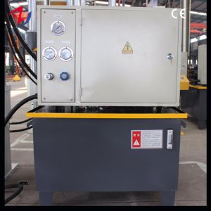 POT dell'acciaio inossidabile che fa il macchinario della pressa idraulica