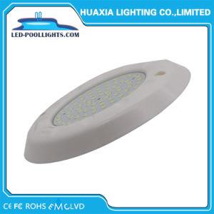 Material de PC cheios de resina Piscina debaixo de luz LED