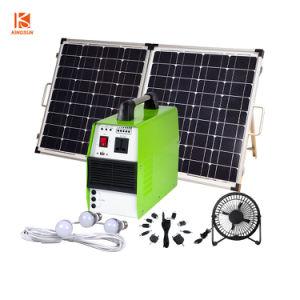 Beweglicher Sonnenkollektor/Energie/Stromnetz für Hauptnotbeleuchtung 150W 300W 500W