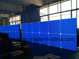 prix d'usine P6 LED étanche pleine couleur Grand affichage extérieur