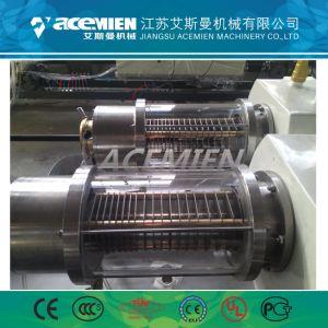 Linha de Produção de tubos PE HDPE fazendo a máquina