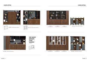 上のオフィス用家具イタリアデザインファイルキャビネット