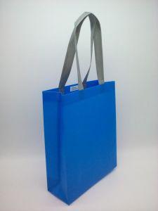 Alta qualità non tessuta poco costosa semplice del sacchetto della fabbrica