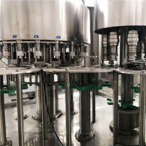 Novo Design de beber água pura Automática de Linha de Envase de líquidos de Bebidas