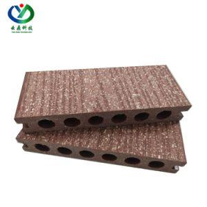 Conseil imitation bois plastique/WPC Flooring/Outdoor Decking composite