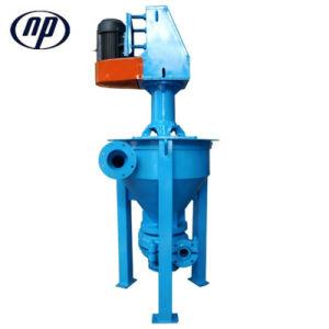 PU / caoutchouc / métal lisier industriel de la pompe centrifuge de chemise