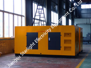220kw/275kVA Shanghai gerador eléctrico Janelas Insonorizadas gerador diesel Venda Quente
