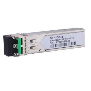 Cisco Compatible 1310 nm 10km conector LC com o DDM 1,25g Módulo transceptor SFP