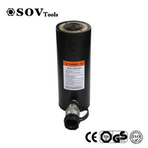 中国の価格15tonの単動水圧シリンダ